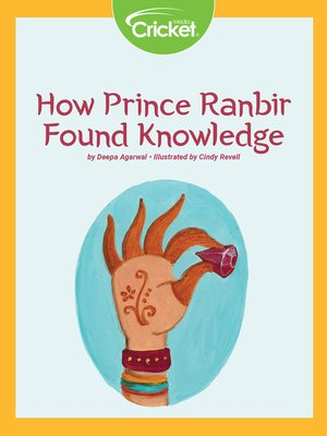 cover image of How Prince Ranbir Found Knowledge