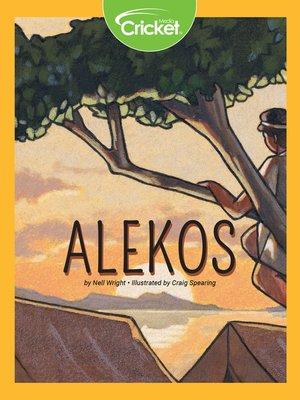 cover image of Alekos