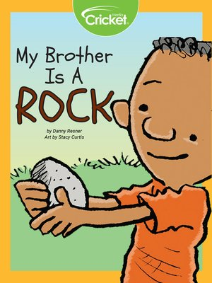 cover image of My Brother Is a Rock