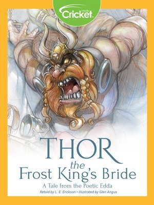 cover image of Thor, the Frost King's Bride