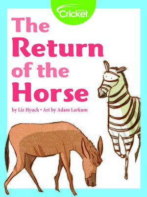 cover image of The Return of the Horse