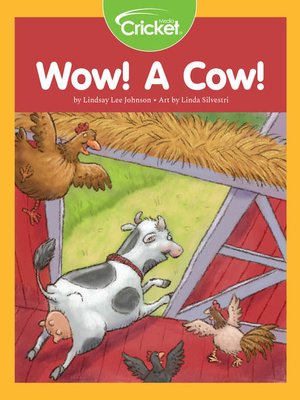 cover image of Wow! A Cow!