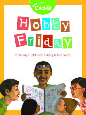 cover image of Hobby Friday