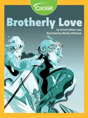 cover image of Brotherly Love