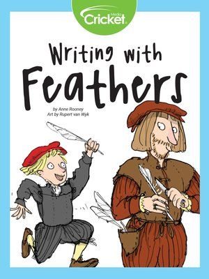 cover image of Writing with Feathers
