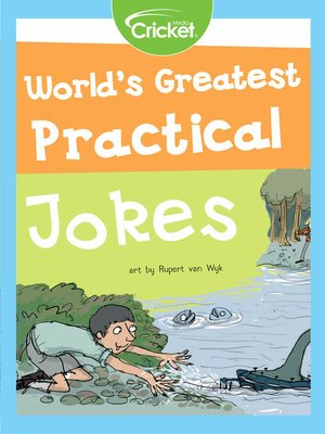 cover image of World's Greatest Practical Jokes