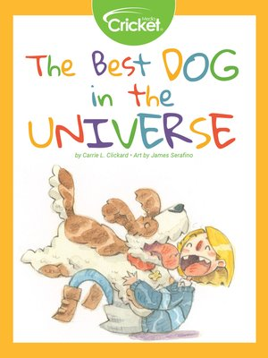 cover image of The Best Dog in the Universe