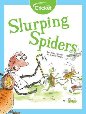 cover image of Slurping Spiders