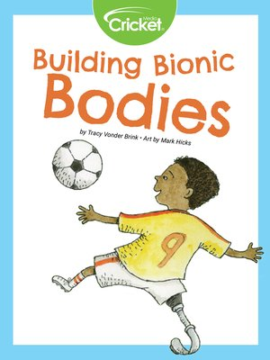 cover image of Building Bionic Bodies