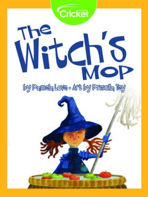 cover image of The Witch's Mop