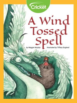 cover image of A Wind-Tossed Spell