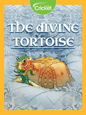 cover image of The Divine Tortoise