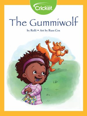 cover image of The Gummiwolf