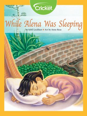 cover image of While Alena Was Sleeping