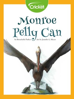 cover image of Monroe Pelly Can