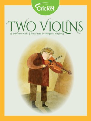 cover image of Two Violins