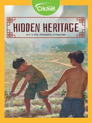 cover image of Hidden Heritage