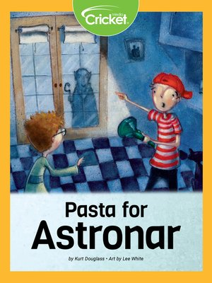 cover image of Pasta for Astronar