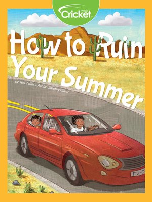 cover image of How to Ruin Your Summer