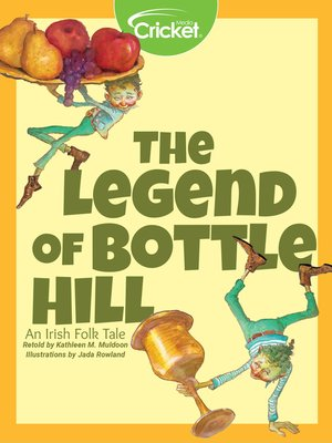 cover image of The Legend of Bottle Hill