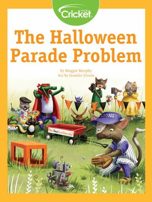 cover image of The Halloween Parade Problem