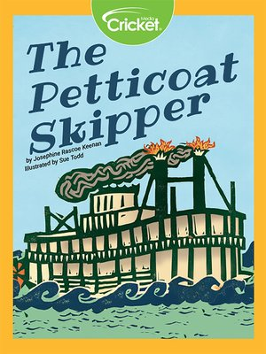cover image of The Petticoat Skipper