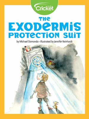 cover image of The Exodermis Protection Suit