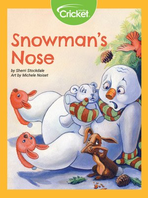 cover image of Snowman's Nose