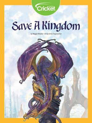cover image of Save a Kingdom