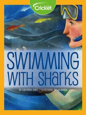 cover image of Swimming with Sharks