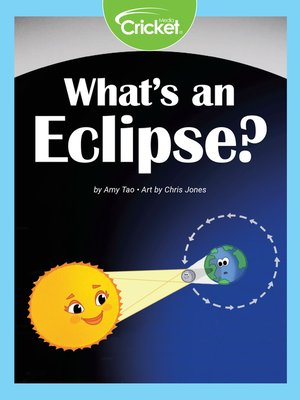 cover image of What's an Eclipse