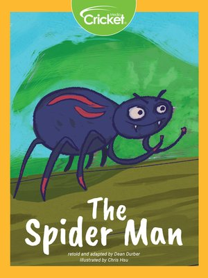 cover image of The Spider Man