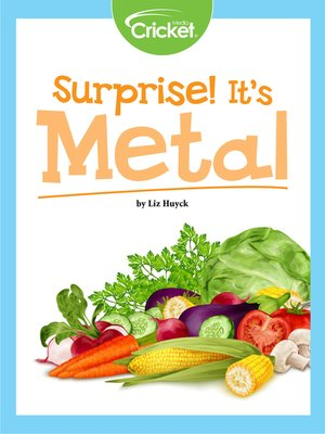 cover image of Surprise! It's Metal