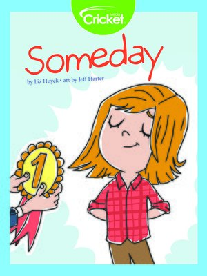 cover image of Someday