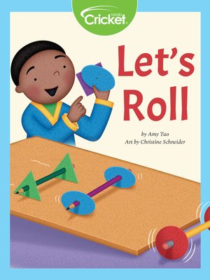 cover image of Let's Roll