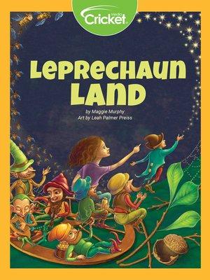 cover image of Leprechaun Land