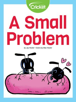 cover image of A Small Problem