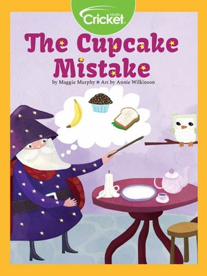 cover image of The Cupcake Mistake