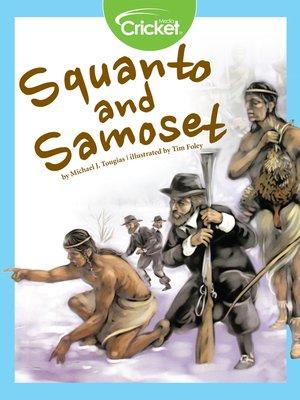 cover image of Squanto and Samoset