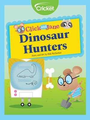 cover image of Dinosaur Hunters