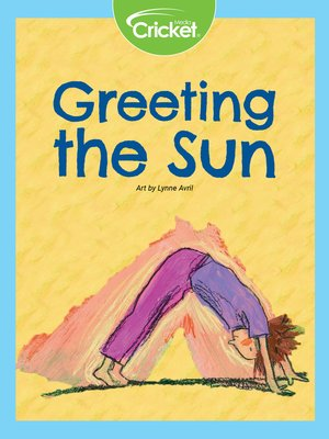 cover image of Greeting the Sun