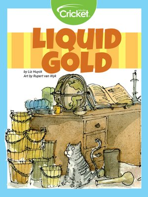 cover image of Liquid Gold