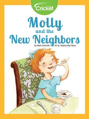 cover image of Molly and the New Neighbors
