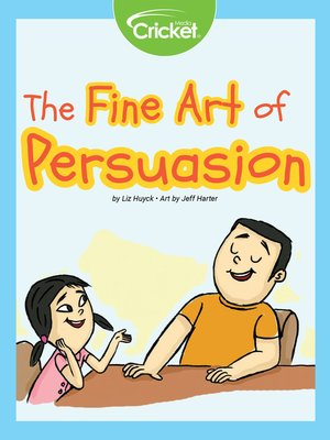 cover image of The Fine Art of Persuasion