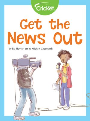 cover image of Get the News Out