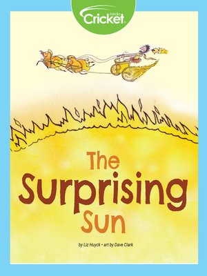 cover image of The Surprising Sun