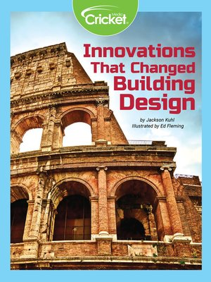 cover image of Innovations that Changed Building Design