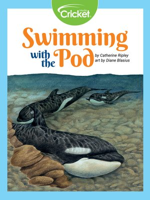 cover image of Swimming with the Pod