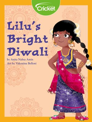 cover image of Lilu's Bright Diwali