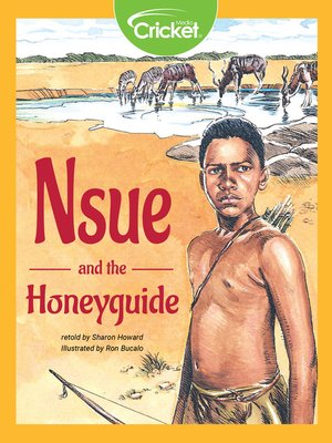cover image of Nsue and the Honeyguide